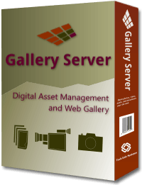 Gallery Server box graphic