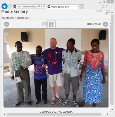 Churches and missions. Create a stand-alone gallery or integrate with your existing site. Share photos and videos from church events, groups, and missions.