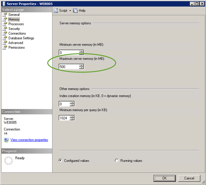 "Troubleshooting SQL Server ""The wait operation timed out"" – Gallery"